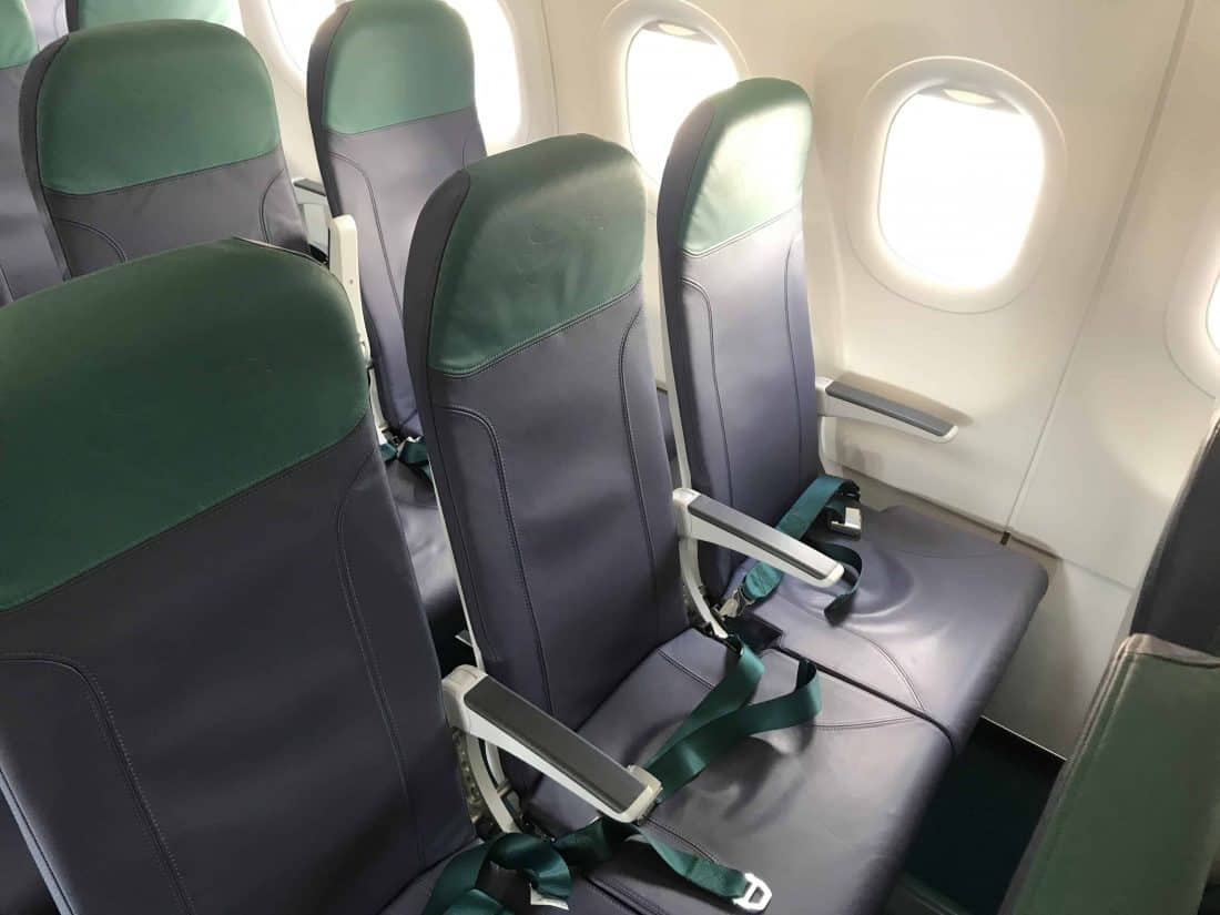 Cebu Pacific Review Seat
