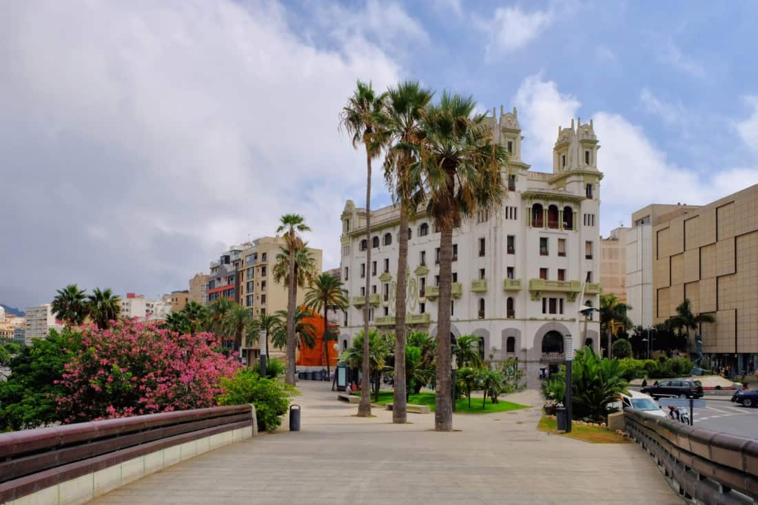 Ceuta Spanien