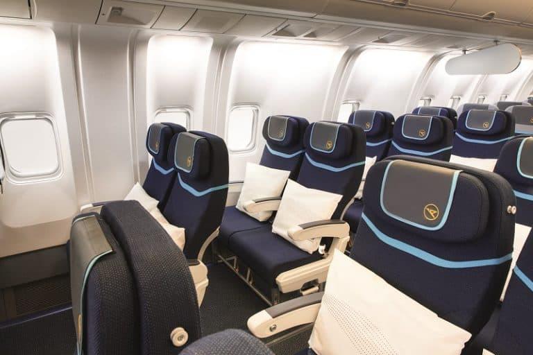 Premium Economy Class von Condor