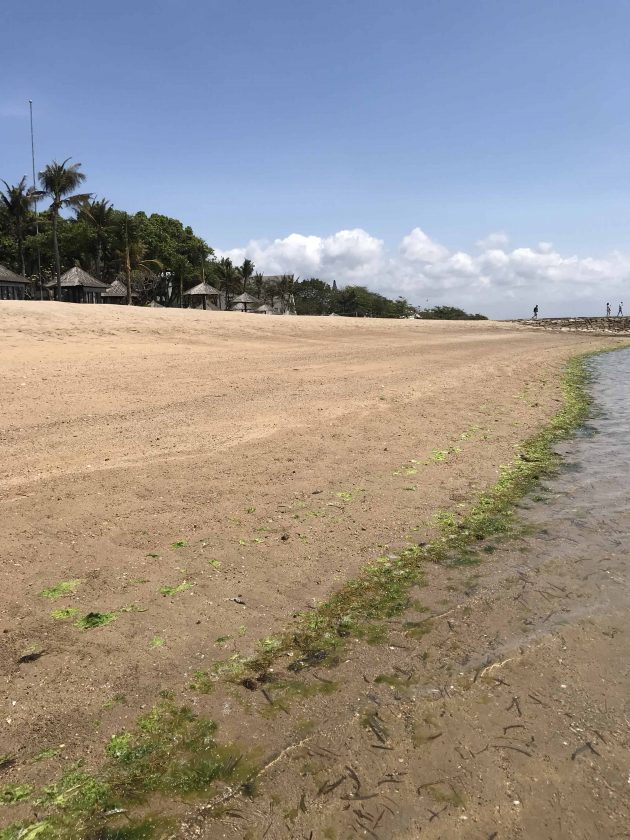 Conrad Bali Review Beach 2