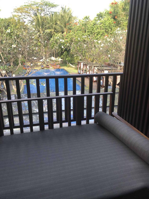 Conrad Bali Review Conrad Suite Pool 3