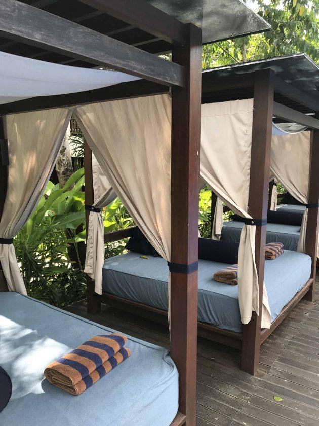 Conrad Bali Review Conrad Suite Pool 4