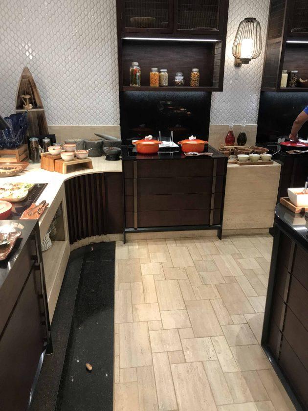 Conrad Bali Review SUKU Restaurant Breakfast 10
