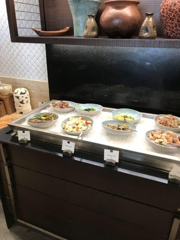 Conrad Bali Review SUKU Restaurant Breakfast 4