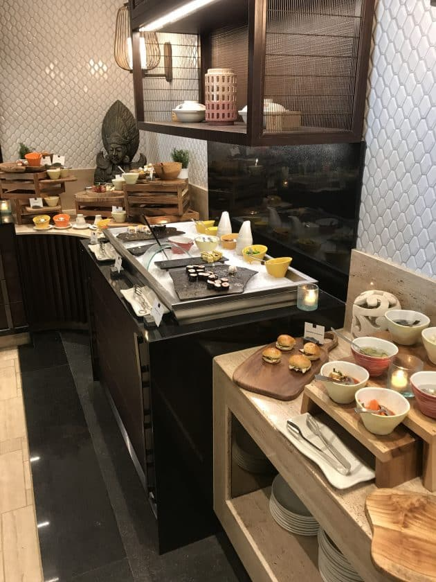 Conrad Bali Review SUKU Restaurant Breakfast 5