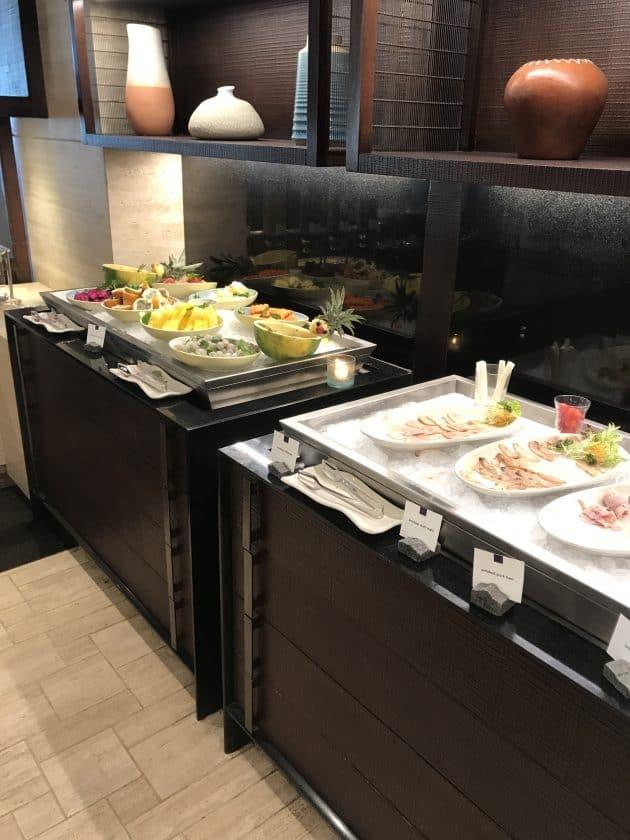 Conrad Bali Review SUKU Restaurant Breakfast 6