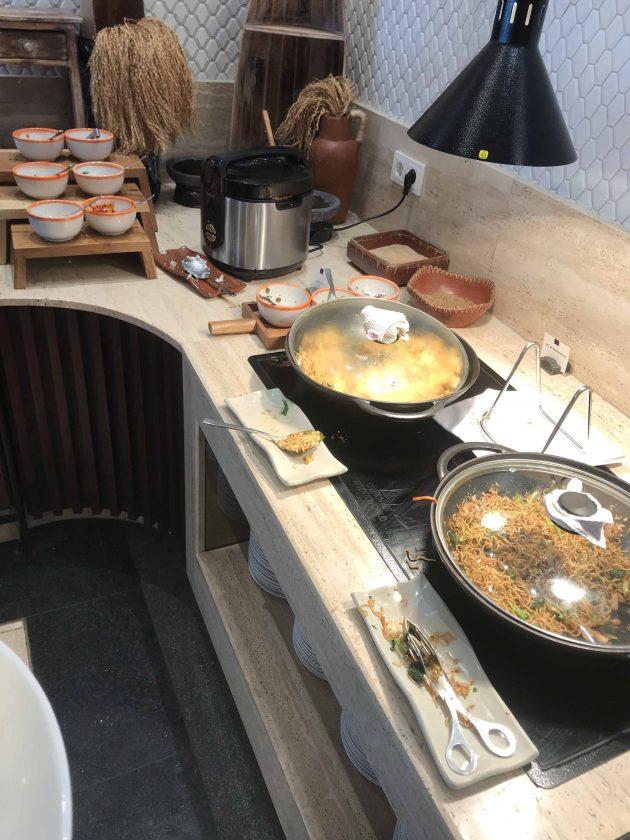 Conrad Bali Review SUKU Restaurant Breakfast 8