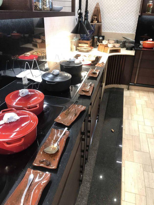 Conrad Bali Review SUKU Restaurant Breakfast 9