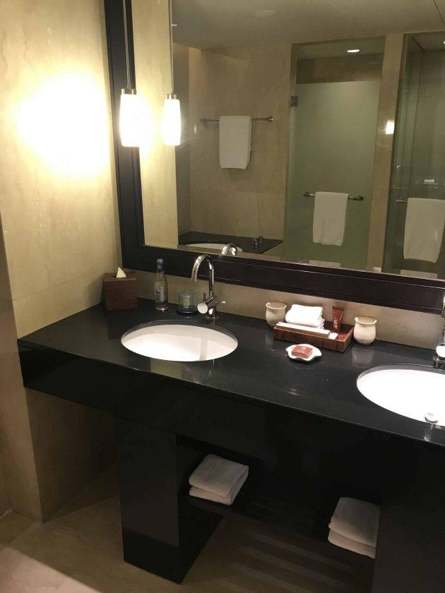 Conrad Bali Review Suite Bathroom 3