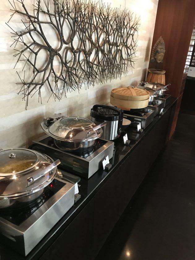 Conrad Bali Review Suite RIN Restaurant Breakfast 1