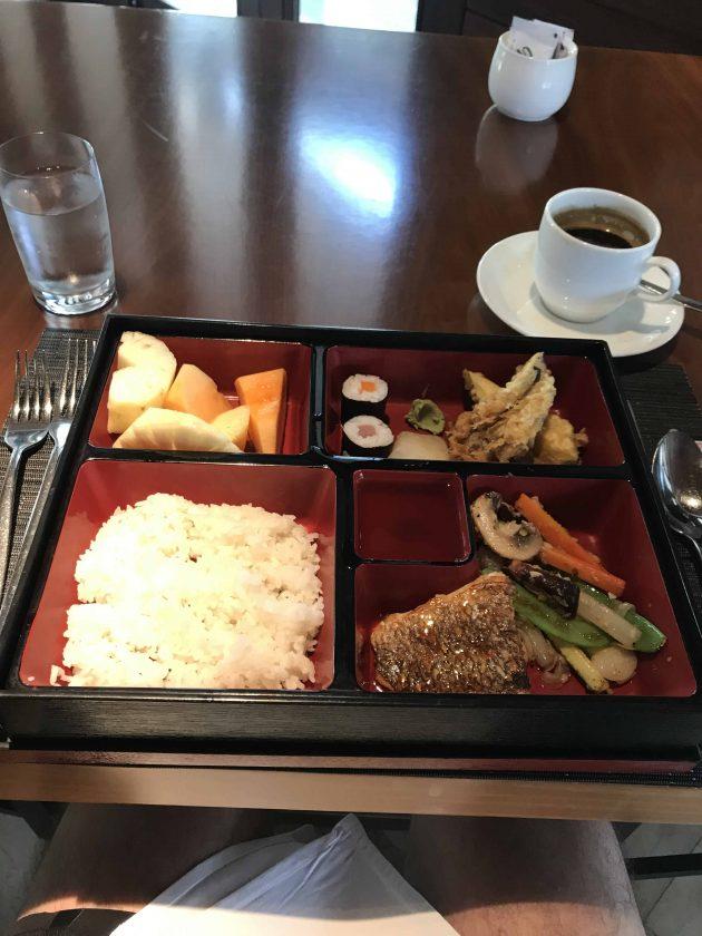Conrad Bali Review Suite RIN Restaurant Breakfast 10