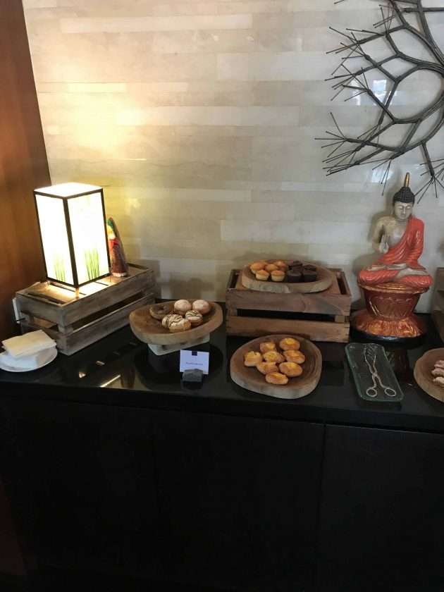 Conrad Bali Review Suite RIN Restaurant Breakfast 3