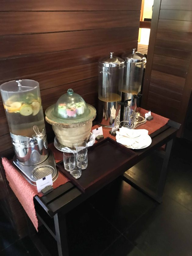Conrad Bali Review Suite RIN Restaurant Breakfast 4