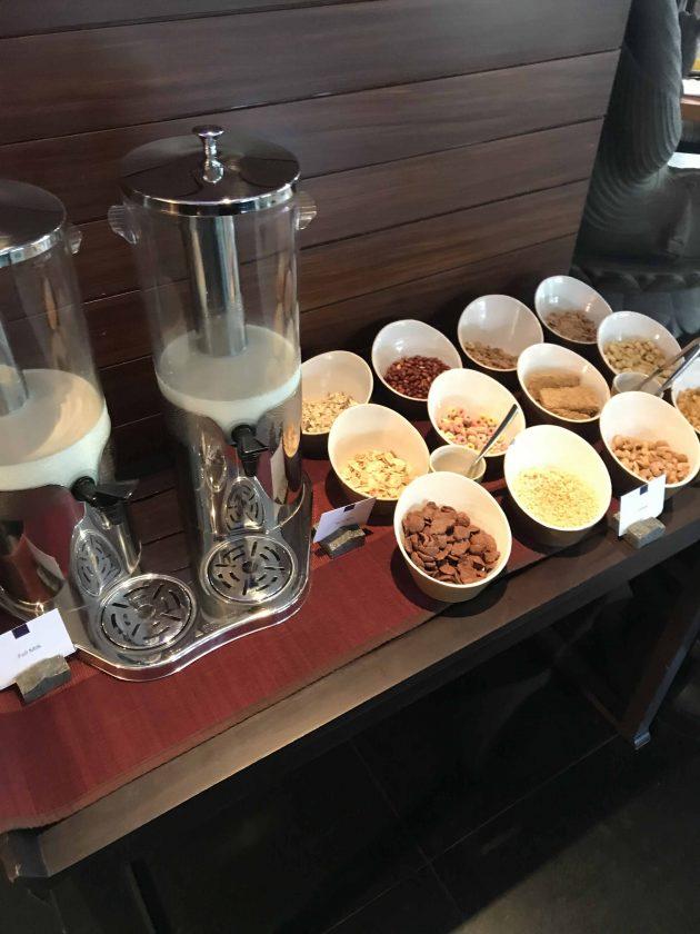 Conrad Bali Review Suite RIN Restaurant Breakfast 6