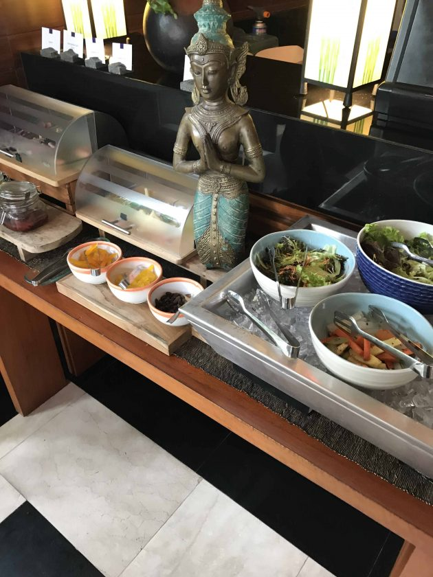 Conrad Bali Review Suite RIN Restaurant Breakfast 8