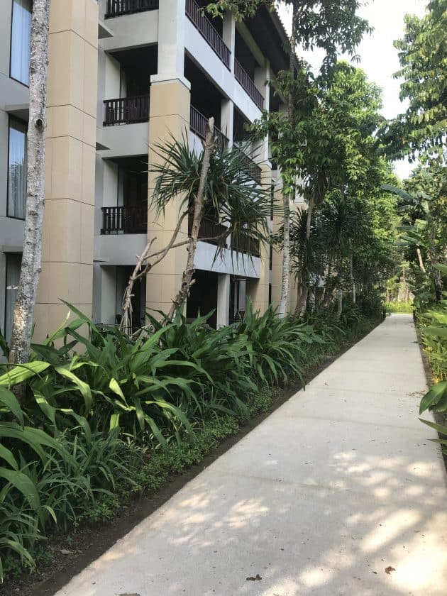 Conrad Bali Review The Resort 1