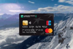 Consors Finanz Mastercard Titelbild
