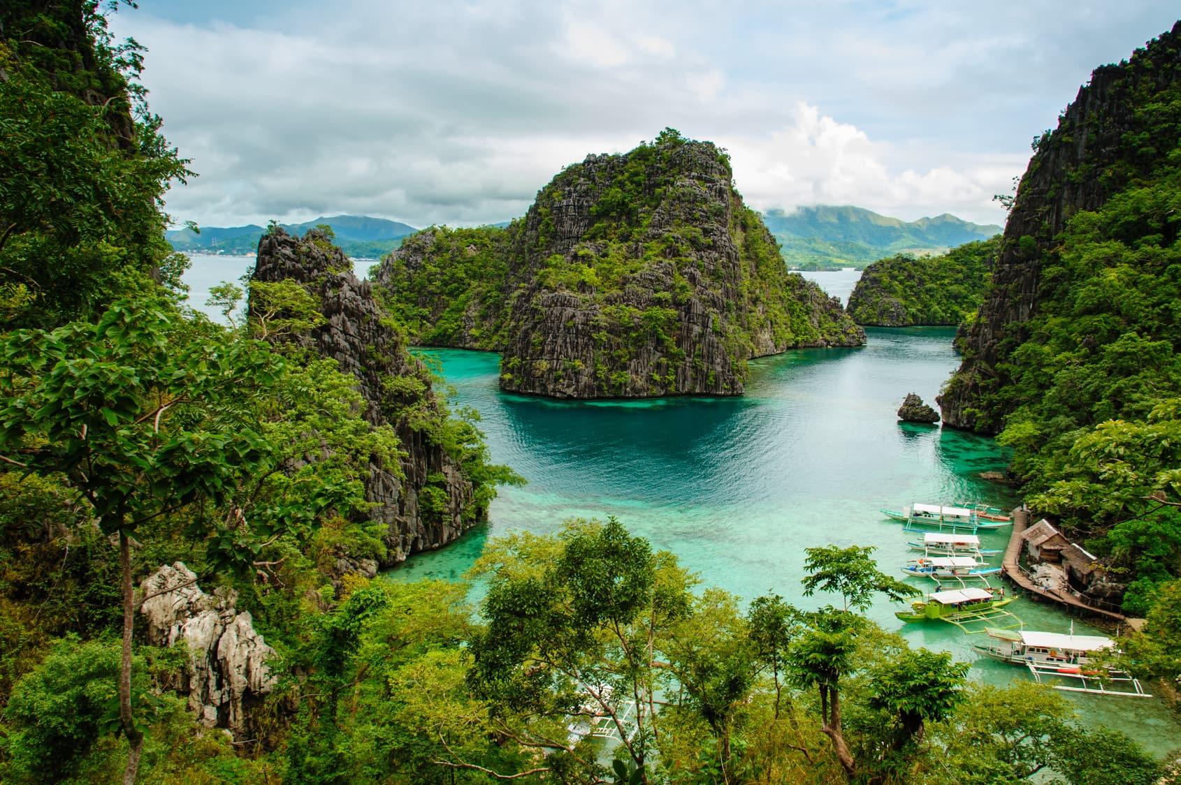 Coron, Palawa, Philippines