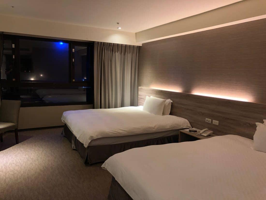 Coronatrip Hotel Zimmer