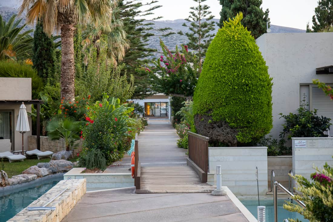 Cretan Malia Park Resort Anlage