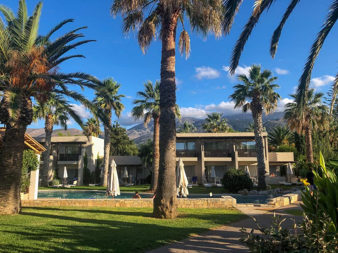 Cretan Malia Park Resort Anlage 2