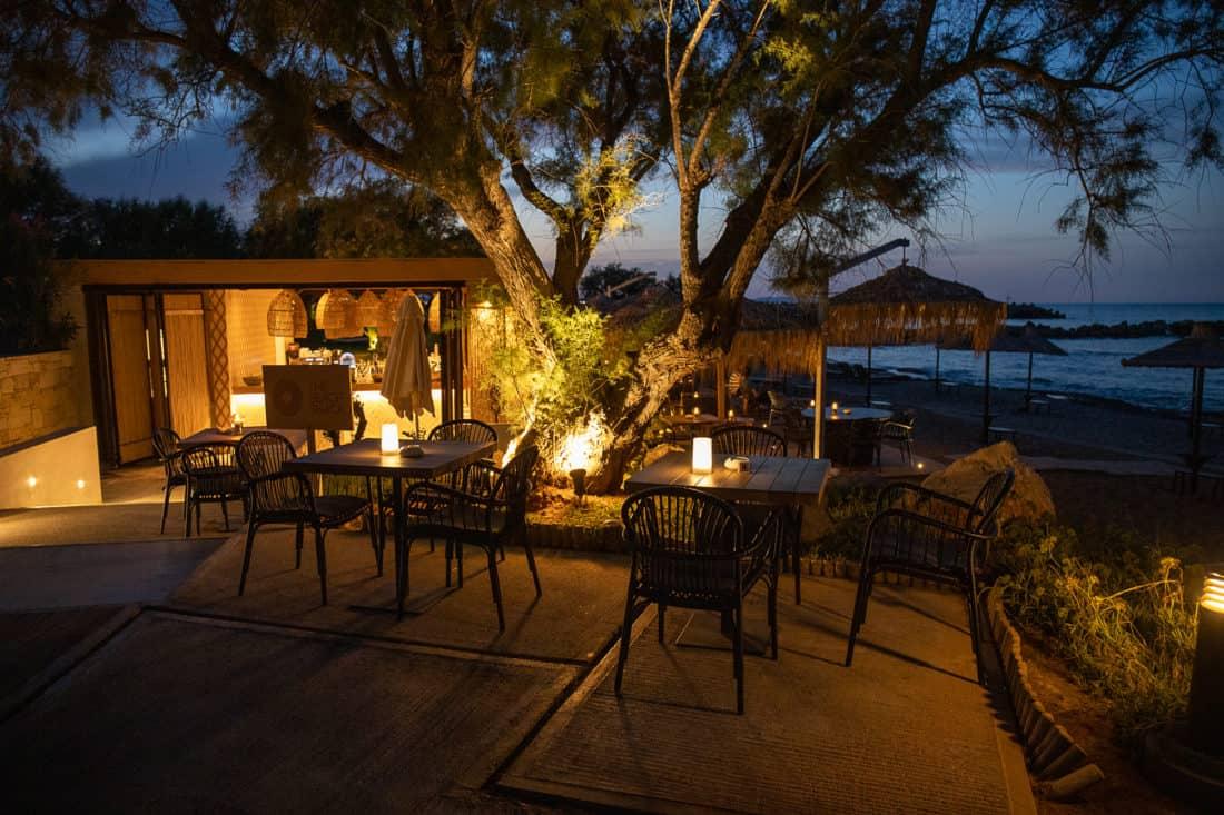 Cretan Malia Park Resort Beach Bar 3