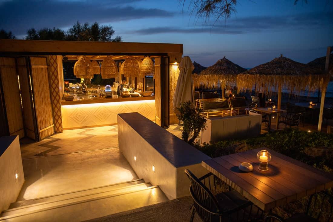 Cretan Malia Park Resort Beach Bar 4