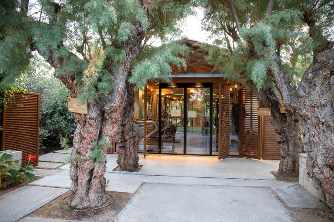 Cretan Malia Park Resort Fitness Center