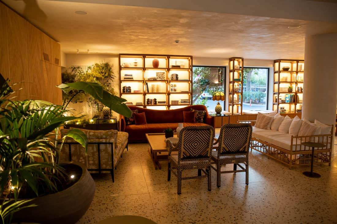 Cretan Malia Park Resort Lobby Sitzgelegenheiten