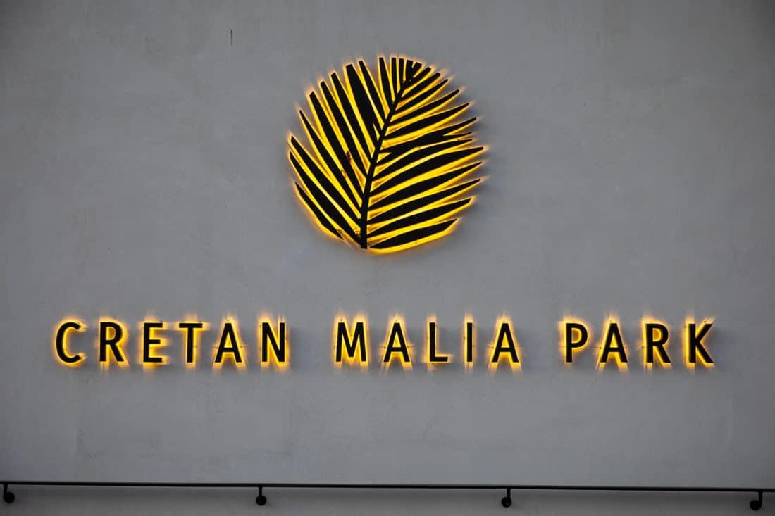 Cretan Malia Park Resort Logo