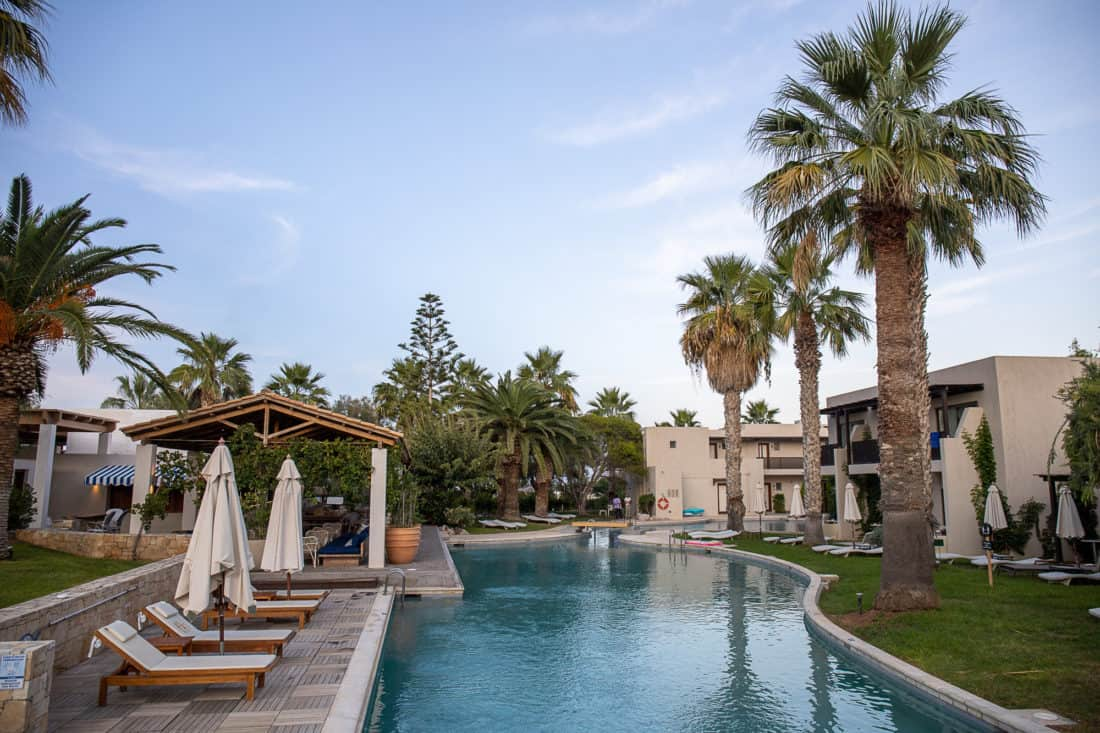 Cretan Malia Park Resort Pool 2