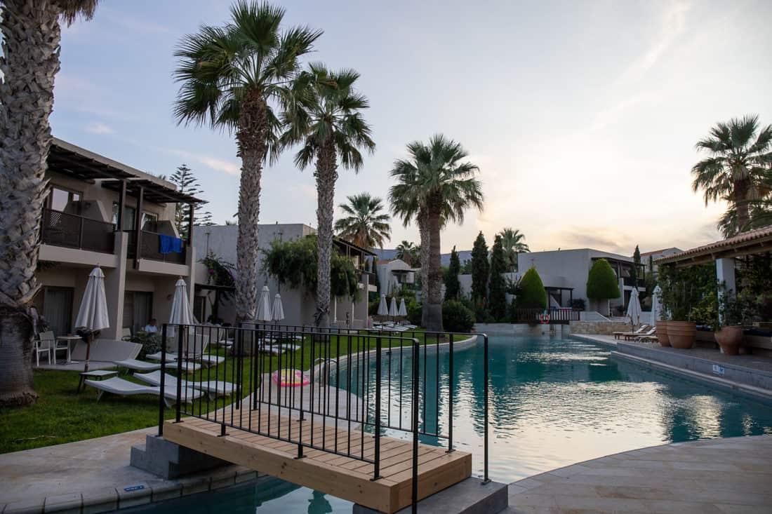 Cretan Malia Park Resort Pool 3