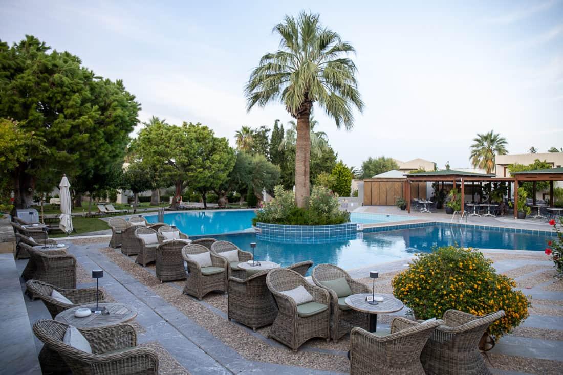 Cretan Malia Park Resort Pool Bar