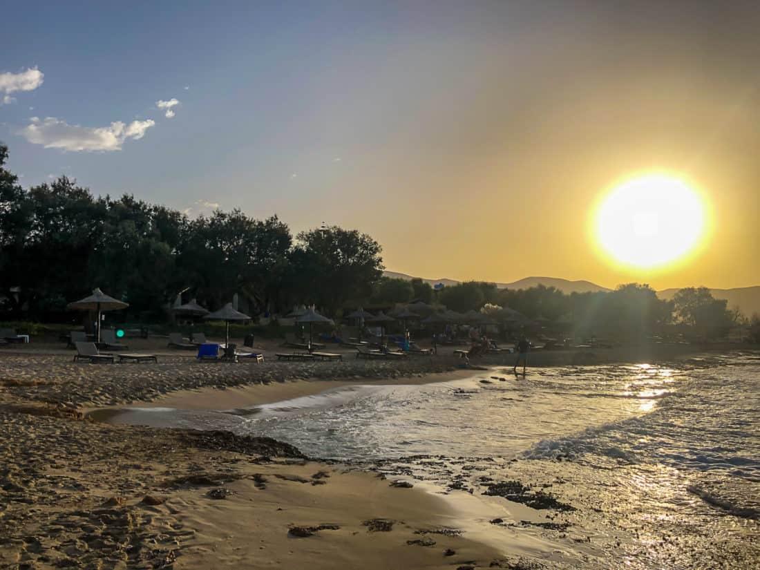 Cretan Malia Park Resort Strand 2