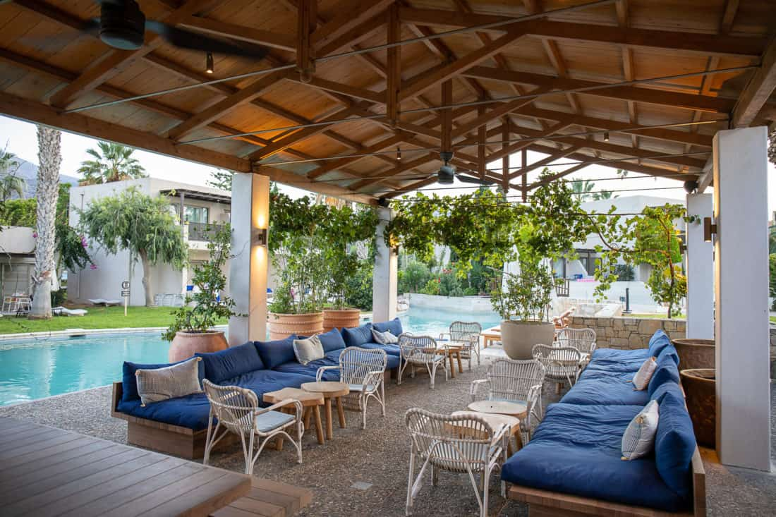 Cretan Malia Park Resort The Crush