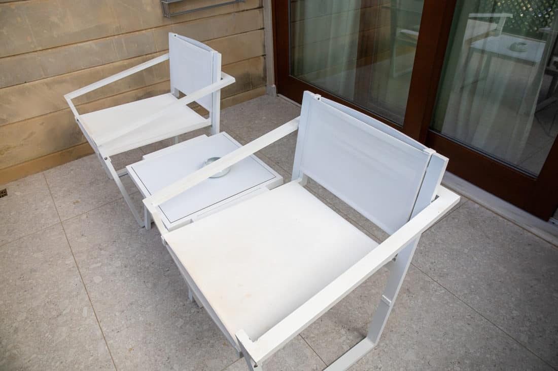 Cretan Malia Park Resort Zimmer Balkon
