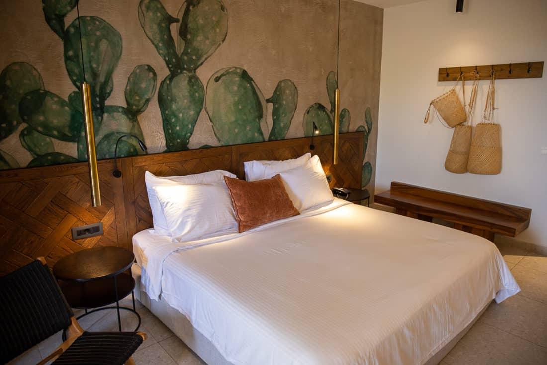 Cretan Malia Park Resort Zimmer Bett 4