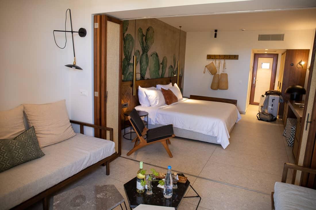 Cretan Malia Park Resort Zimmer Junior Suite