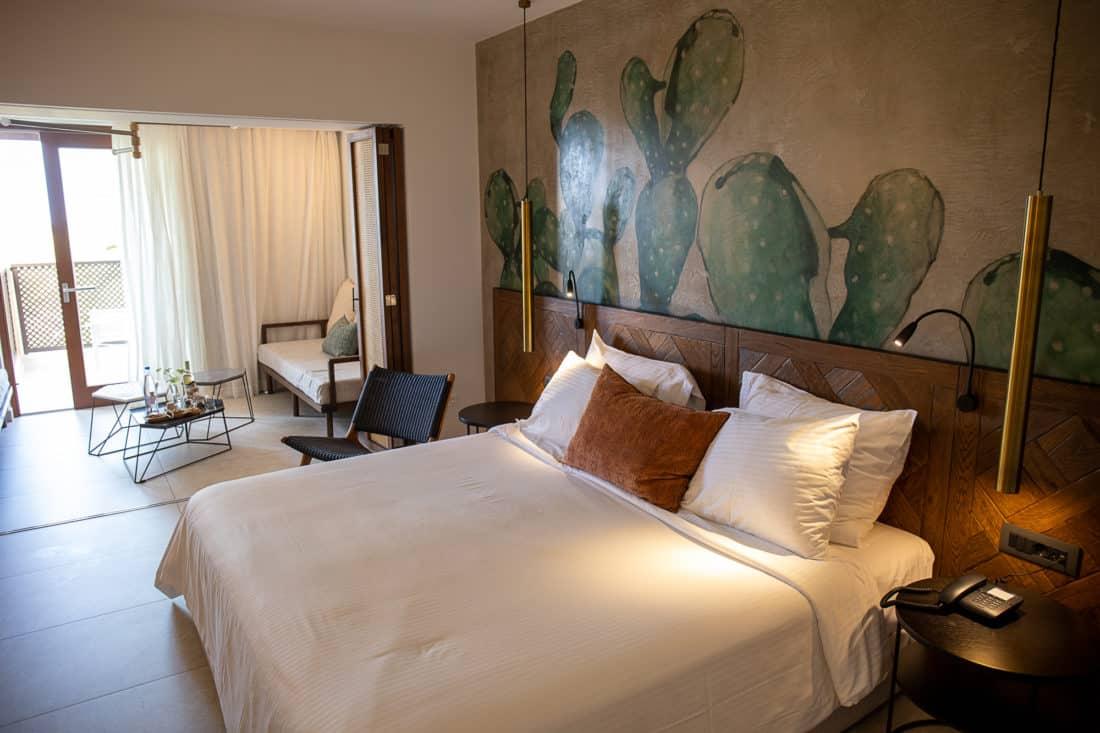 Cretan Malia Park Resort Zimmer Junior Suite 2