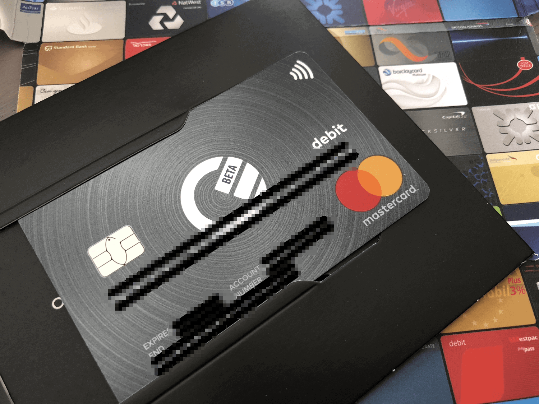 Curve MasterCard