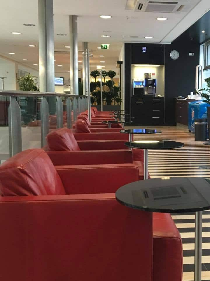 DB Lounge Köln 1. Klasse