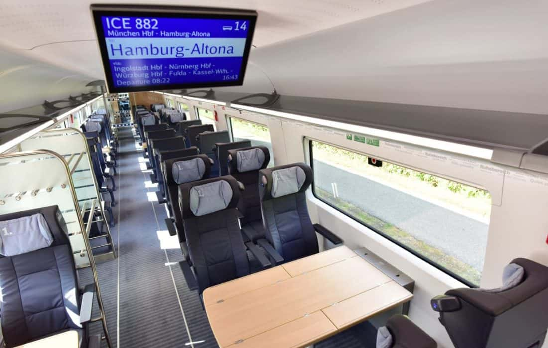 1. Klasse ICE 4