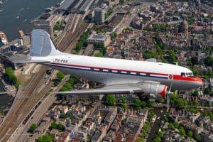 DDA Classic Airlines DC3