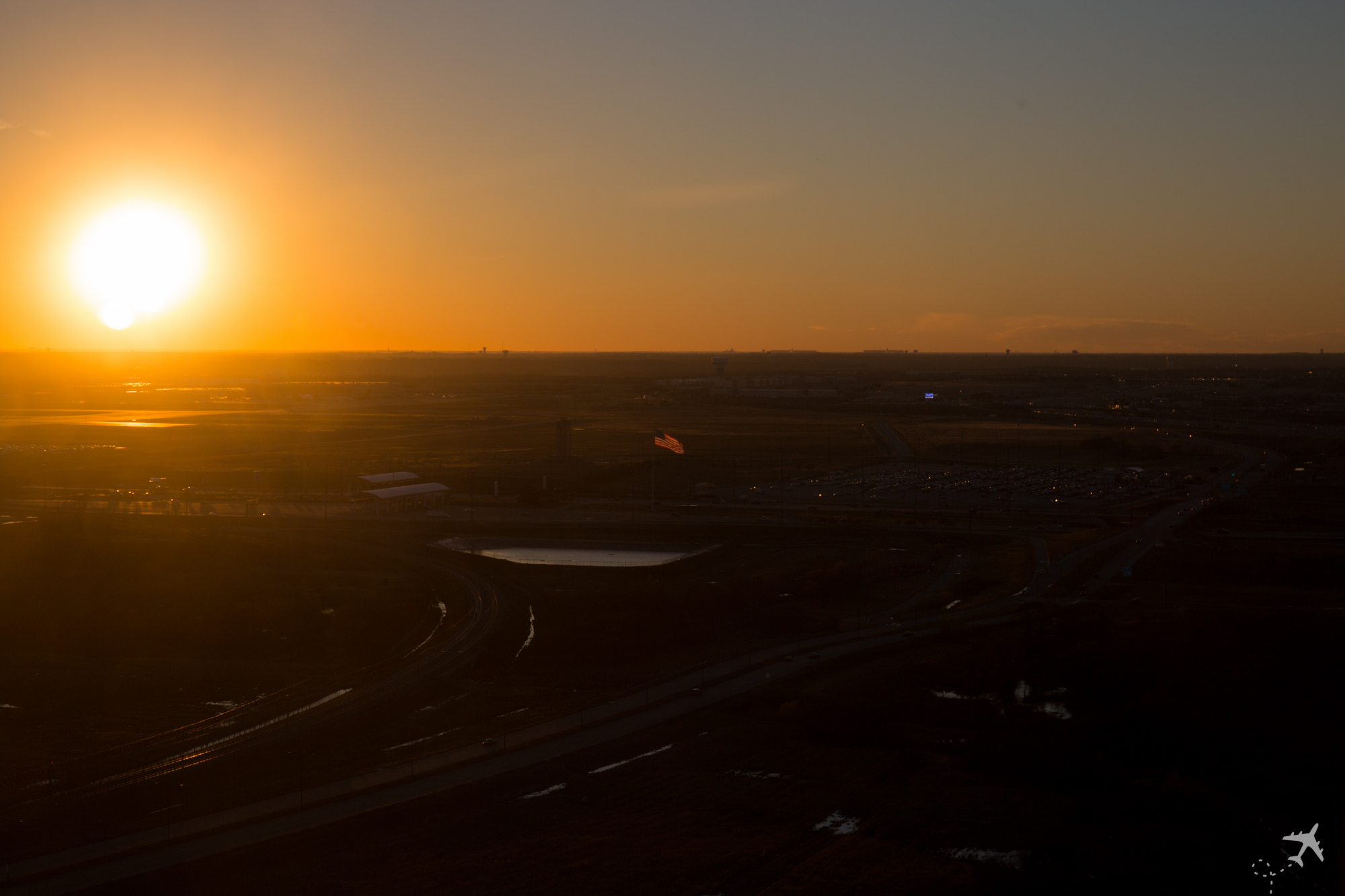 Anflug Dallas/Fort Worth International Airport [DFW]