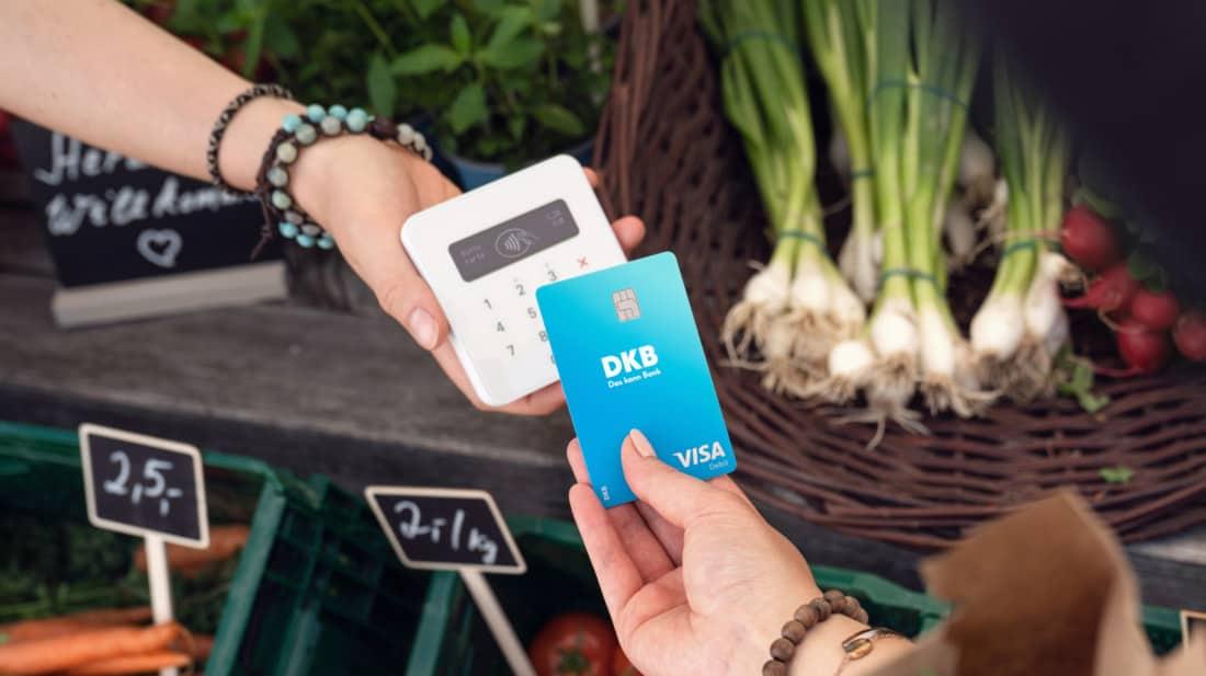 DKB Debitkarte