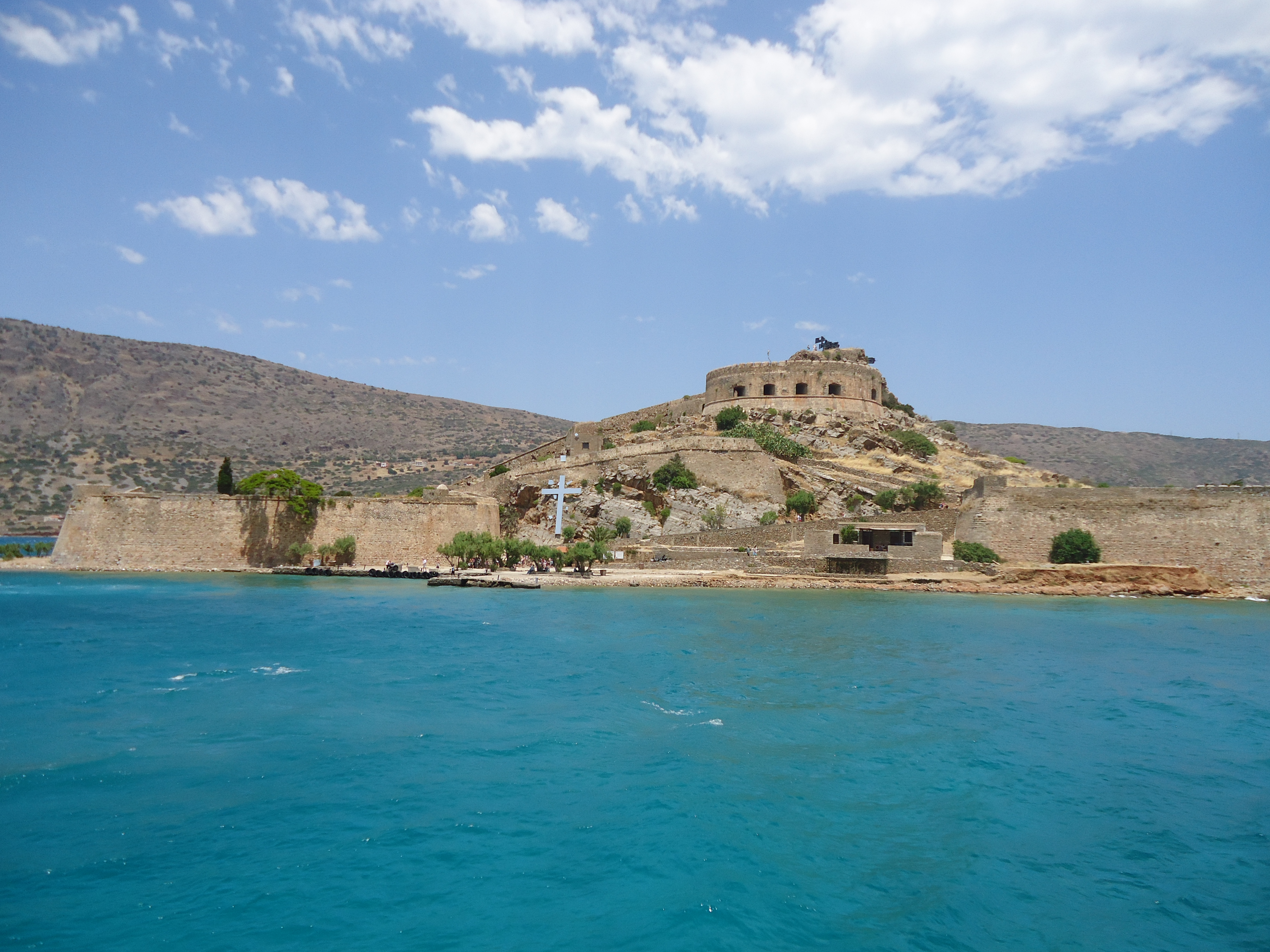 Kreta, Spinalonga