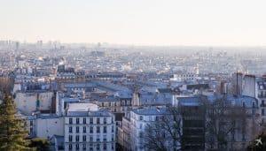 Dächer von Paris