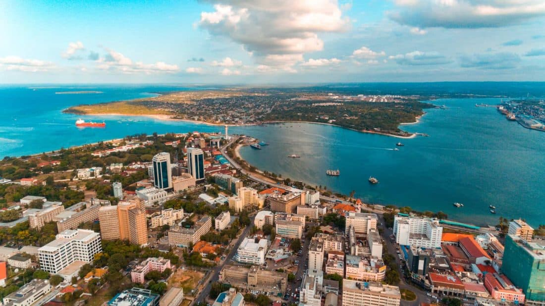 Dar es Salaam Tansania