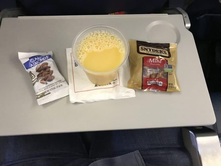 Delta Mini-Snack