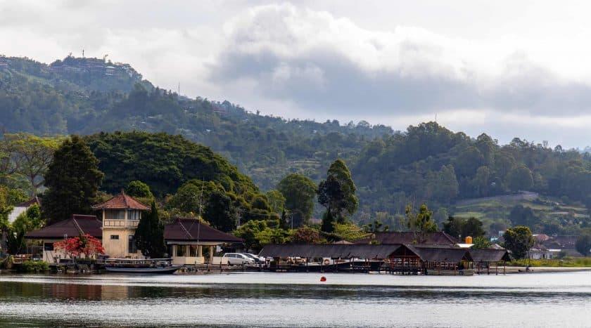 Denau Batur Ufer Bali
